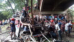 Road accidents kill 19 in 9...