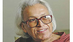 91st birthday of poet Shamsur Rahman...
