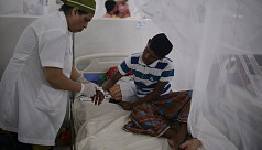 2 dengue patients hospitalized in 24...