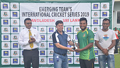 Emerging side beat Sri Lanka by two...