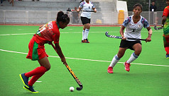 U-21 women hockey team ends with a...
