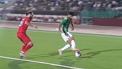 Bangladesh lose by a solitary goal against...