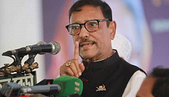 Quader: EC not working at govt's order on Dhaka city polls
