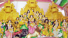 Bagerhat set to stage the biggest Durga...