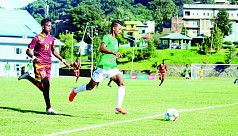 U18s take on India Monday in Saff...