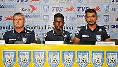 Junior booters depart for Saff U-18...