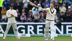 Smith scores double century in Ashes...