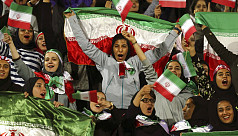 Iranian women buy tickets for WC qualifier