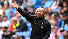 Zidane slams Real's lack of intensity...