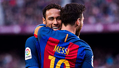 Messi: Neymar still wants to rejoin...