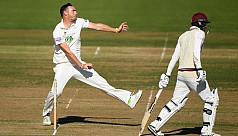 Abbott's 17-wicket haul dents Somerset title hopes