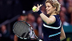 Clijsters determined to press on with...