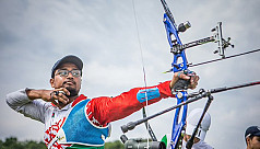 Ruman ecstatic to be in shortlist of world's best archers