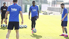 Messi, Dembele back for Barca ahead...