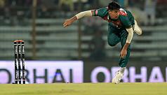 Mustafizur quickest Bangladeshi to 50...