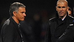 Zidane unfazed by Mourinho talk