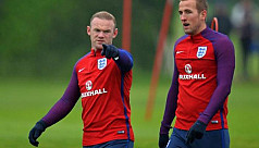 Rooney: Kane will break my England goal record