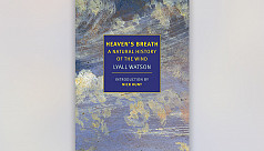 'Heaven's Breath: A Natural History of the Wind' by Lyall Watson