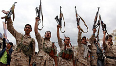 Houthi rebels claim mass capture of...