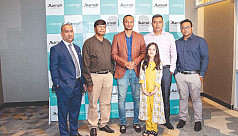 Friday brunch quiz winners dine with Shakib Al Hasan