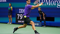 Dimitrov upsets Federer to reach US...