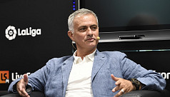 Mourinho itching for managerial...