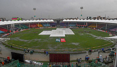 Much anticipated Karachi ODI washed...