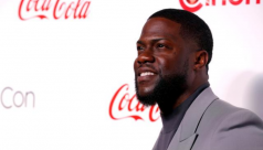 Actor Kevin Hart injured in Los Angeles...