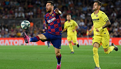 Messi injured as Barca seal much-needed...
