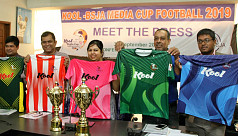 BSJA Media Cup football begins on...