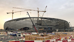 Qatar to test new 2022 stadium during...