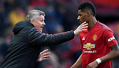 Man United boss Solskjaer relaxed over...