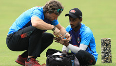 Injured Aminul uncertain for final