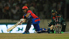 Afghans tame meek Tigers again