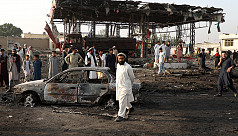 Death toll from Taliban blast in Kabul...