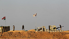 Air strikes kill 18 pro-Iran fighters...