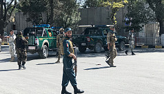 Death toll from Taliban attack in Kabul...