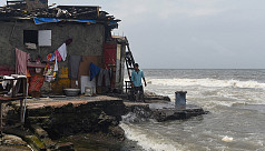 Mumbai fears for homes and lives amid rising seas