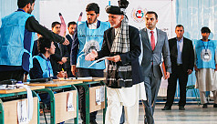 Afghan presidential vote held in relative...
