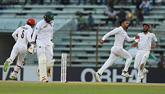 Afghans scent win against clueless...