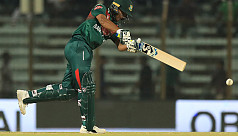 Shakib fails to capitalize lucky...