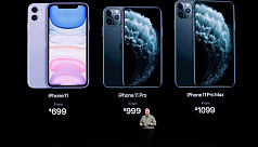 Apple's iPhone 11 Pro triggers fear...