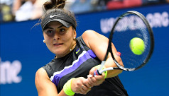 Andreescu fends off Serena comeback...