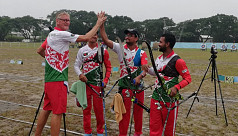 Bangladesh archers looking for golds