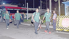 Tigers arrive in Chittagong