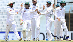 Bangladesh had a decent day, says...