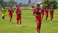 U-16 girls face Japan test...