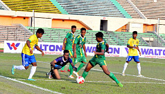 Kings, Abahani fire blanks as Sk Jamal...