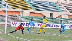 BFF alters Abahani-Ctg Abahani match...