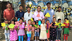 Cefalo Bangladesh Limited sponsors the dreams of 13 JAAGO students